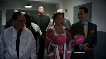 Old Navy TV Spot, 'Old Navy's Fight Night' Ft Amy Schumer, Song by Survivor - Thumbnail 1