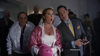 Old Navy TV Spot, 'Old Navy's Fight Night' Ft Amy Schumer, Song by Survivor - 1529 commercial airings