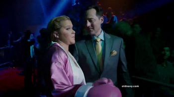 Old Navy TV Spot, 'Old Navy's Fight Night' Ft Amy Schumer, Song by Survivor - Thumbnail 3