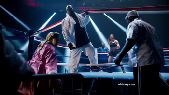 Old Navy TV Spot, 'Old Navy's Fight Night' Ft Amy Schumer, Song by Survivor - Thumbnail 4