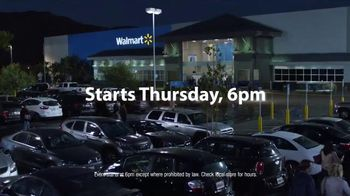 Walmart TV Spot, 'Holiday Shopping With Walmart: Get Up for Black Friday' - Thumbnail 9