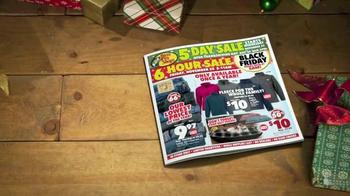 Bass Pro Shops 5 Day Sale TV Spot, 'Caps, Fishing Jerseys and Hoodies' - Thumbnail 3