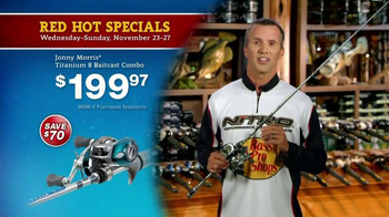 Bass Pro Shops 5 Day Sale TV Spot, 'Caps, Fishing Jerseys and Hoodies' - Thumbnail 7