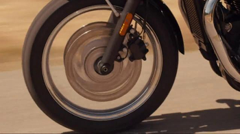 GEICO Motorcycle TV Spot, 'Vintage Sign' Song by Strange Weather - Thumbnail 1