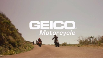 GEICO Motorcycle TV Spot, 'Vintage Sign' Song by Strange Weather - Thumbnail 6