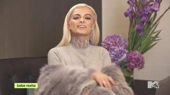 MTV Ultimate Fan Experience TV Spot, \'Give Back\' Featuring Bebe Rexha