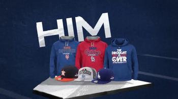 MLB Shop 2015 Postseason TV Spot, 'Playoff Gear' - Thumbnail 6