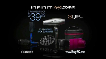 Conair Infinti Pro 3Q TV Spot, 'No Frizz' - Thumbnail 8