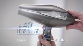 Conair Infinti Pro 3Q TV Spot, 'No Frizz' - Thumbnail 5