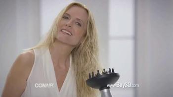 Conair Infinti Pro 3Q TV Spot, 'No Frizz' - Thumbnail 6