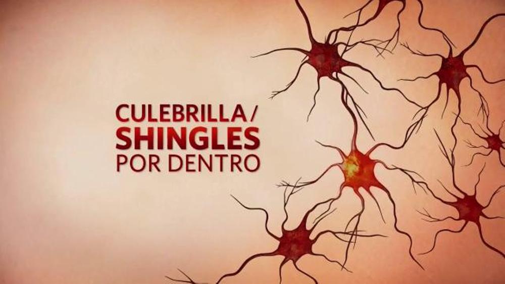 Merck TV Commercial, 'Testimonial de la Culebrilla: Diecy Carrero'