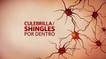 Merck TV Spot, 'Testimonial de la Culebrilla: Diecy Carrero' [Spanish]