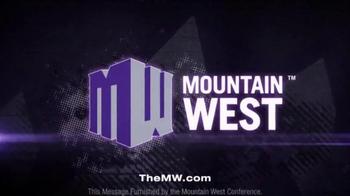 2015 Mountain West Football Championship TV Spot, 'Work All Year' - Thumbnail 5