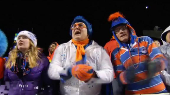 2015 Mountain West Football Championship TV Spot, 'Work All Year'