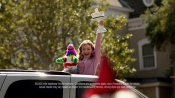 Firestone Complete Auto Care TV Spot, 'Truck Stuff: Piñatas'
