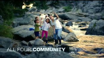 University of Colorado TV Spot, 'All Four' - 146 commercial airings