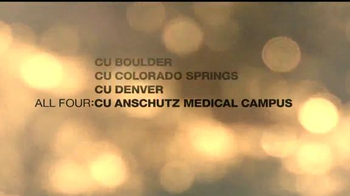 University of Colorado TV Spot, 'All Four' - Thumbnail 7