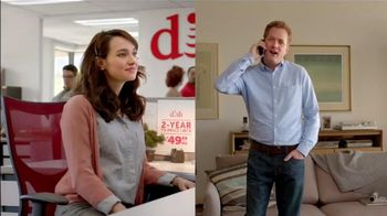 Dish Network TV Spot, '2-Year TV Price Lock: Call Center' - Thumbnail 2