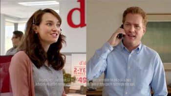 Dish Network TV Spot, '2-Year TV Price Lock: Call Center' - 2878 commercial airings