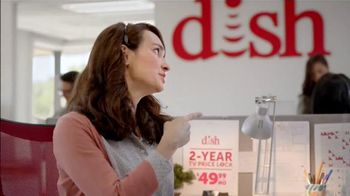 Dish Network TV Spot, '2-Year TV Price Lock: Call Center' - Thumbnail 4