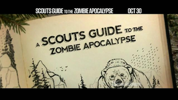 Scouts Guide to the Zombie Apocalypse - Alternate Trailer 1