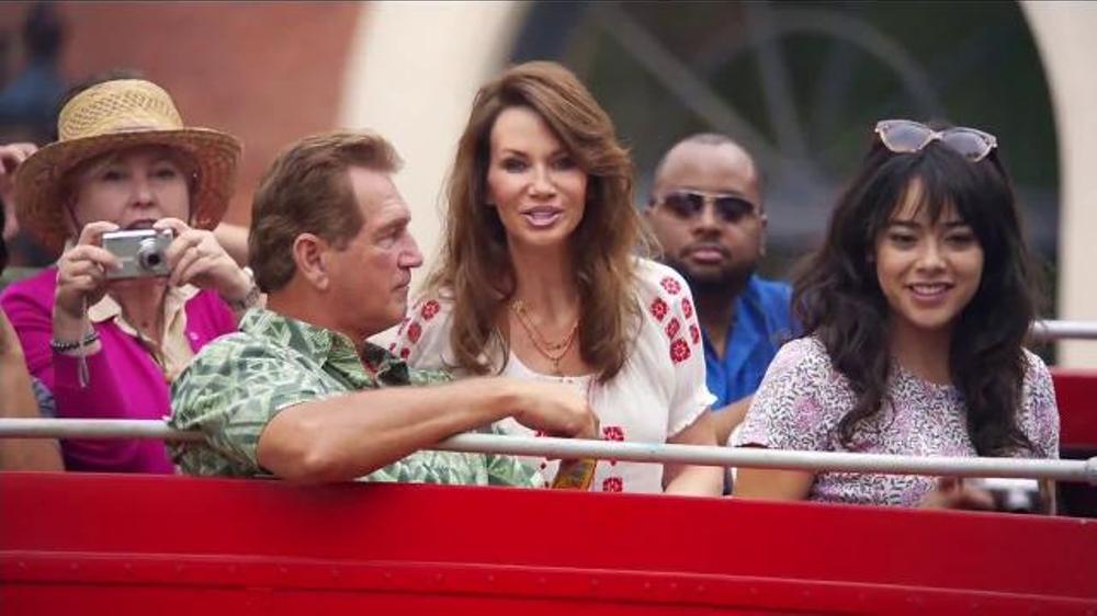 Nissan TV Commercial, 'Heisman House: Tour Bus' Ft. Jim ...