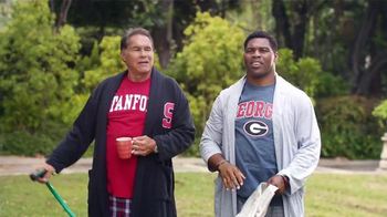 Nissan TV Spot, 'Heisman House: Tour Bus' Ft. Jim Plunkett, Herschel Walker - Thumbnail 9
