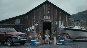 2016 Ram Limited TV Spot, 'Portraits' - 916 commercial airings