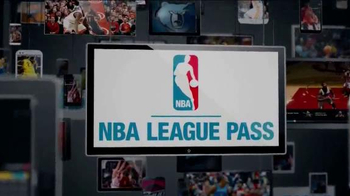 NBA League Pass TV Spot, 'All Season Long' - 12 commercial airings