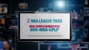 NBA League Pass TV Spot, 'All Season Long' - Thumbnail 7