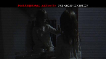 Paranormal Activity: The Ghost Dimension - Alternate Trailer 1