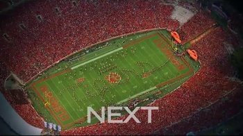 Clemson University TV Spot, 'What's Next?' - Thumbnail 7