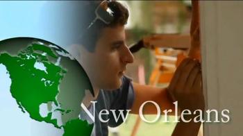Tulane University TV Spot, 'No Boundaries'