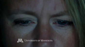 University of Minnesota TV Spot, 'What Drives Amy Kircher?' - Thumbnail 1