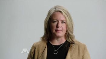 University of Minnesota TV Spot, 'What Drives Amy Kircher?' - Thumbnail 2