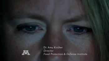 University of Minnesota TV Spot, 'What Drives Amy Kircher?' - Thumbnail 9