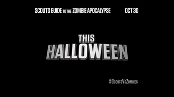 Scouts Guide to the Zombie Apocalypse - Alternate Trailer 5