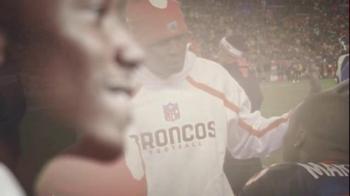 NFL TV Spot, 'Football is Family' Featuring Brandon Marshall - Thumbnail 3