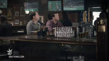 DraftKings One-Week Fantasy Football TV Spot, 'Meh' Featuring Matthew Berry - Thumbnail 1