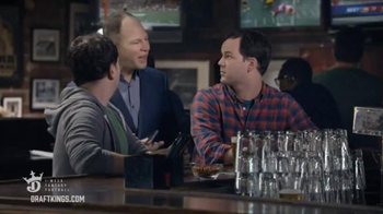 DraftKings One-Week Fantasy Football TV Spot, 'Meh' Featuring Matthew Berry - Thumbnail 4
