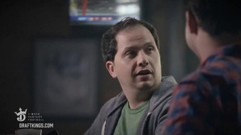 DraftKings One-Week Fantasy Football TV Spot, 'Meh' Featuring Matthew Berry - Thumbnail 5
