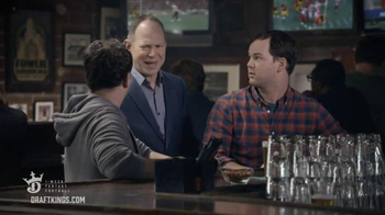 DraftKings One-Week Fantasy Football TV Spot, 'Meh' Featuring Matthew Berry - Thumbnail 6
