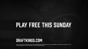 DraftKings One-Week Fantasy Football TV Spot, 'Meh' Featuring Matthew Berry - Thumbnail 8