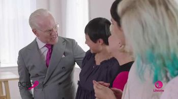 Lifetime Channel TV Spot, 'Breast Cancer Research Foundation' Ft. Tim Gunn - Thumbnail 5