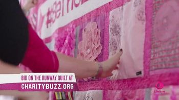 Lifetime Channel TV Spot, 'Breast Cancer Research Foundation' Ft. Tim Gunn - Thumbnail 8