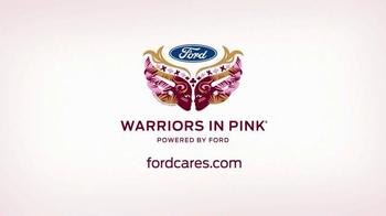Ford Warriors in Pink TV Spot, 'Hallmark Channel: Cedar Cove' - Thumbnail 5