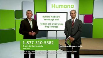 Humana Medicare Advantage Plan TV Spot, 'Right Type' - Thumbnail 3