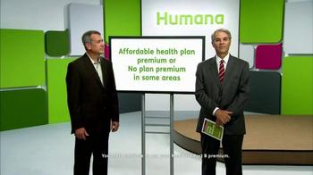 Humana Medicare Advantage Plan TV Spot, 'Right Type' - Thumbnail 4