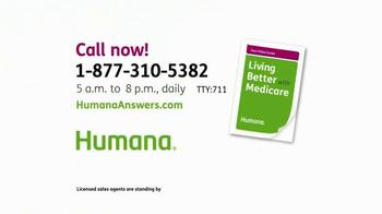 Humana Medicare Advantage Plan TV Spot, 'Right Type' - Thumbnail 6