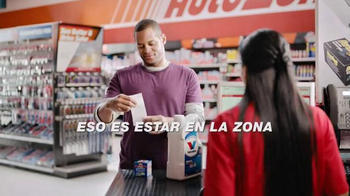 AutoZone Rewards TV Spot, 'Tarjeta de recompensas' [Spanish] - 560 commercial airings